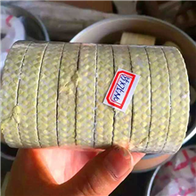 芳纶硅胶芯盘根