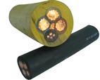 YCW重型橡套软电缆3*50+1*16