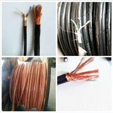屏蔽电缆PVVR,4×0.75