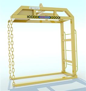 10T平衡吊叉