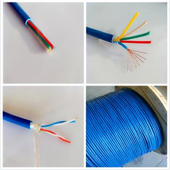 矿用通讯电缆MHYV矿用电话电缆