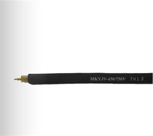 MKVV电缆 MKVV 2*1.0煤矿用控制电缆