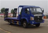 福田BJ5102TPB-G1型平板运输车