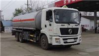 东风特商20.2方运油车25立方油罐车油槽车