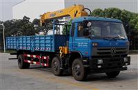betvictor APP前四后四10吨随车起重运输车 12吨随车吊