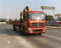 betvictor APP后八轮10吨随车起重运输车 12吨随车吊