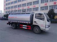 东风多利卡6立方供液车
