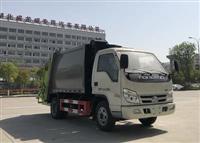 福田3立方4立方压缩式垃圾车