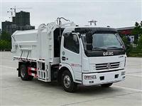 东风多利卡4-6立方挂桶垃圾车
