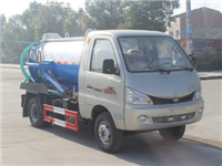 北汽黑豹汽油发动机1.7立方吸污车