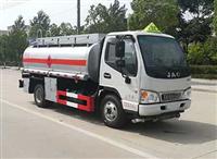 江淮5立方加油车