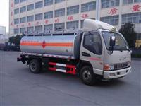 江淮4.8立方加油车