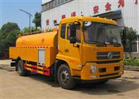 东风天锦国六排放高压清洗车