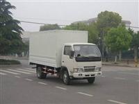 东风小霸王厢式运输车