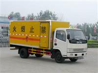 东风小霸王爆破器材运输车