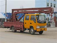 江淮双排高空作业车(HFC1071KRLT)