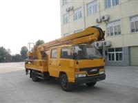 江铃双排高空作业车(JX1060TSG23)