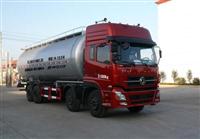 东风天龙前四后八粉粒物料运输车(DFL1311A4)
