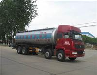 重汽前四后八粉粒物料运输车(ZZ1316M4669V)
