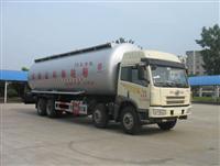 解放前四后八粉粒物料运输车(CA1313P7K1L)