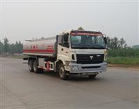 福田欧曼后双桥化工液体运输车BJ5257GNFJH-S1