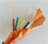 屏蔽高温软电缆ZR-KFPFR厂家
