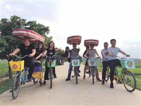 深圳农家乐-乐湖生态园:绿道骑行