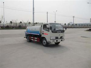东风5吨洒水车绿化车