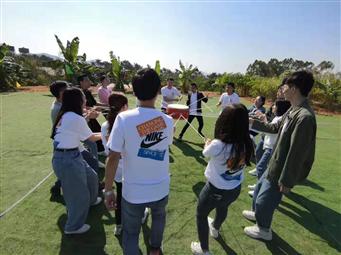 深圳农家乐-乐湖生态园:团建拓展