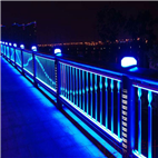 灯光桥梁护栏图集