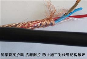通信电源用阻燃软电缆/RVVZ