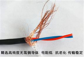 通信电源用阻燃软电缆ZRRVV22