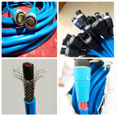 MHYBV 20*2*0.8矿用通信电缆
