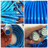 井下电缆MHYBV5x2x0.8矿用井下电缆MHYBV