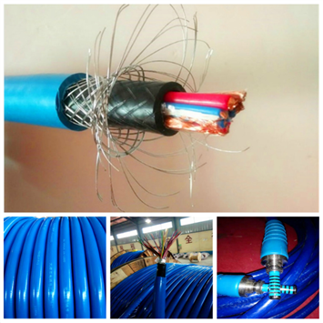矿用检测电缆MHYBV-20*2*0.8