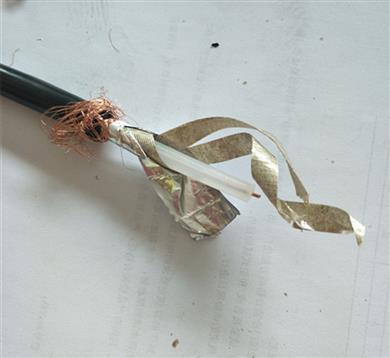 高温射频电缆SFF-75-1阻燃耐高温