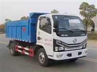 东风5立方国六自卸式垃圾车