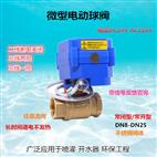 CWX-15Q/N微型电动阀门