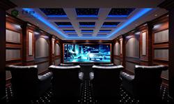 私人家庭影院及星空顶装饰工程