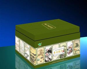 茶葉包裝盒制作印刷