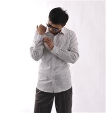 风压领衬衣、办公室衬衣
