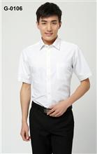 衬衣加工、风压领衬衣