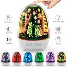 3D彩灯蓝牙音箱