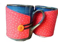 CBH029-2 cup cooler holder