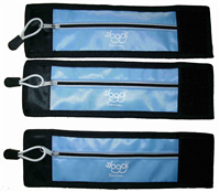 SVL7233 wristband with ziper pouch