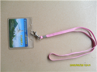 LYD020 Lanyards with name card