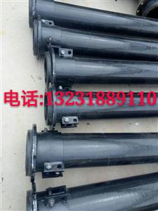 湖南郴州超高分子钢编耐磨复合管