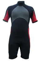DSU-S015 short wetsuit