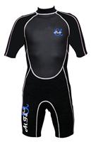 DSU-S058 short wetsuit
