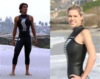 DSU-S063 skin  short wetsuit